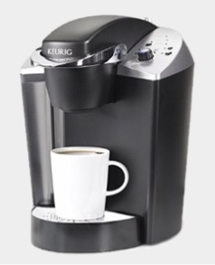 workplace coffee machine