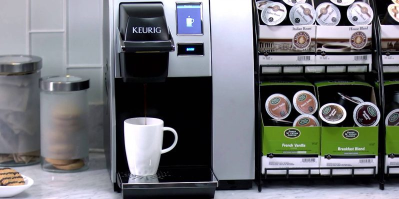 coffee machine for small businesses