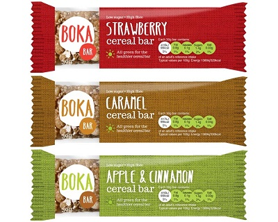 healthy bars for vending machines